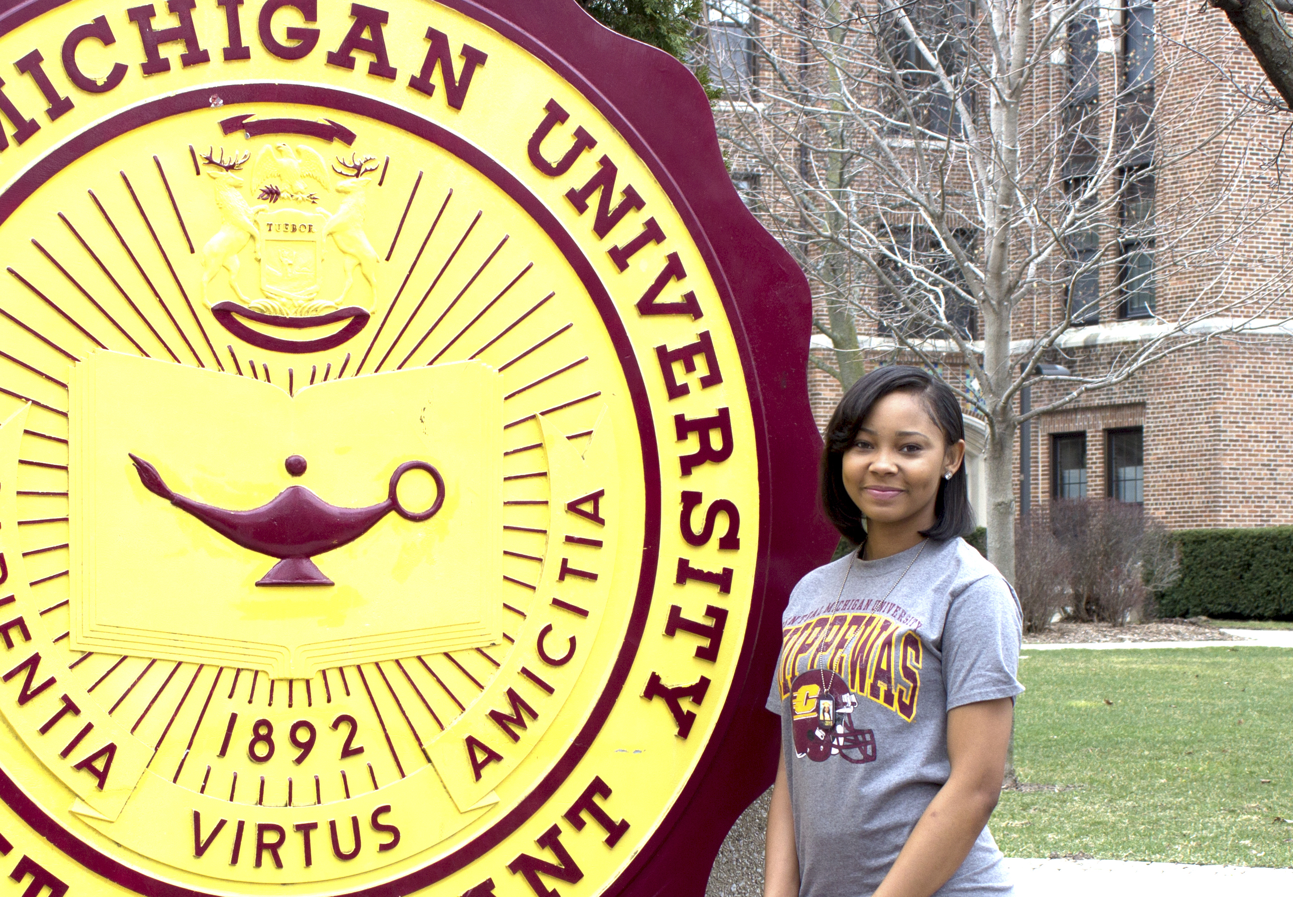 Student at Central Michigan University