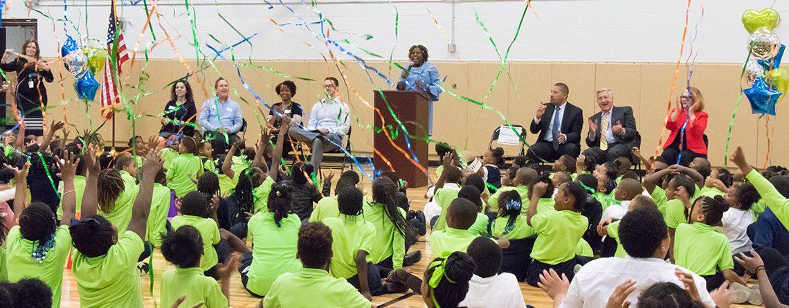 Pembroke Academy - CMU Center for Charter Schools